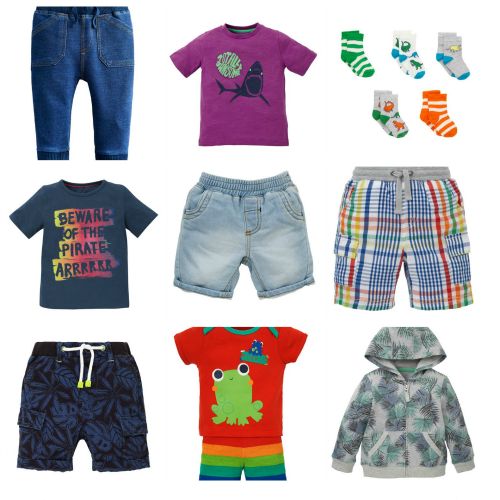 Mothercare Wishlist – Tropical Pirates!