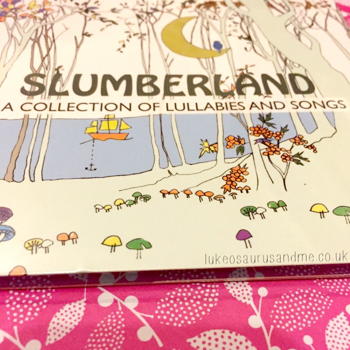 A Good Night's Sleep with Slumberland (& Give Away!)