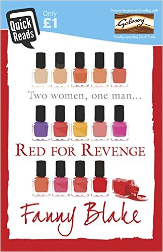 Book Review – Red For Revenge, Fanny Blake