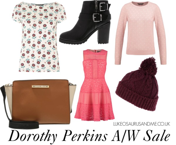 Dorthy Perkins A/W Sale Wishlist via lovethesales at http://lukeosaurusandme.co.uk