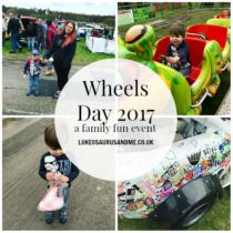 Wheels Day 2017 A family Day Out Aldershot, Hampshire/Surrey at http://lukeosaurusandme.co.uk