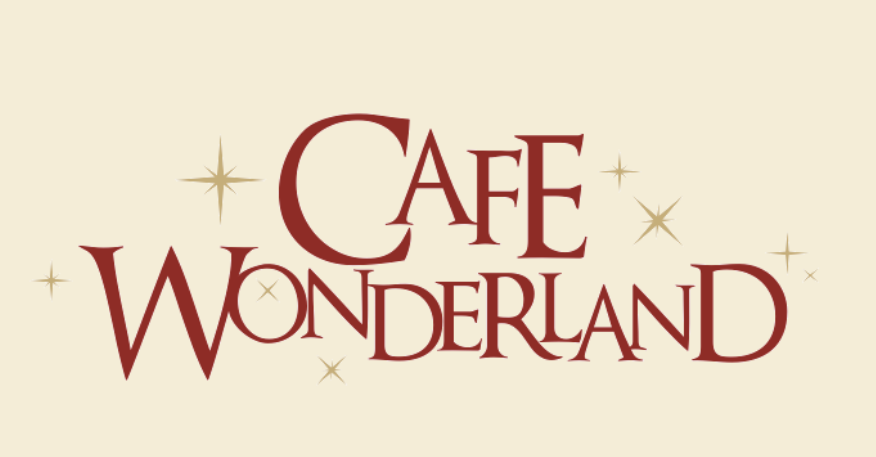 Cafe Wonderland Tea and Coffee Range from Mad Hatter Tea, UK Tea and Coffee at http;//lukeosaurusandme.co.uk