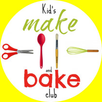 Kids Make And Bake Club YouTube Channel