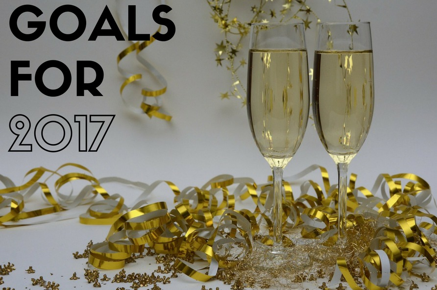 Goals For 2017, blogging goals and life goals at https://lukeosaurusandme.co.uk