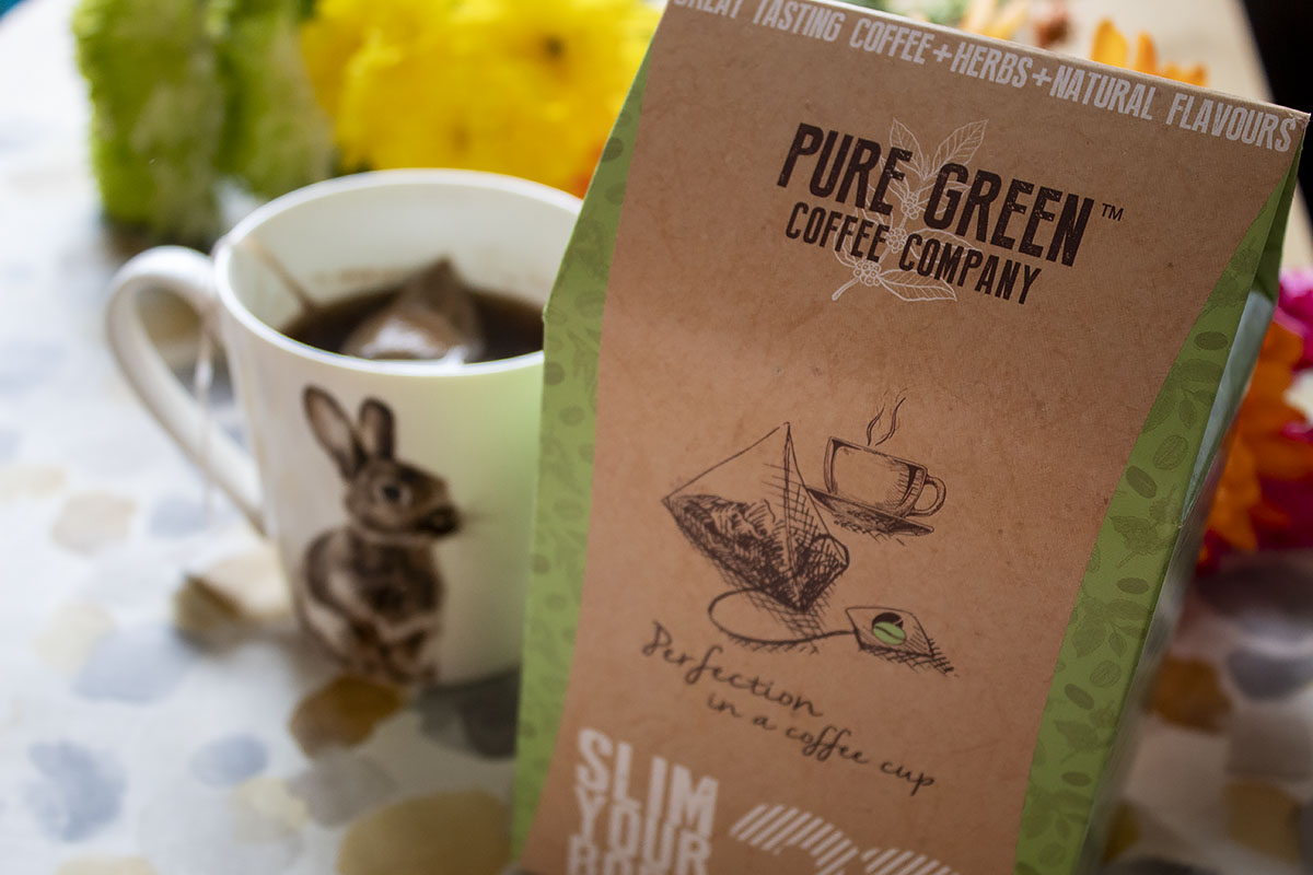 Review | Pure Green Coffee Company {giveaway}